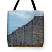 Chambers Bay Architectural Ruins Tote Bag
