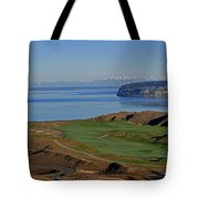 Chambers Bay Golf Course - University Place - Washington Tote Bag