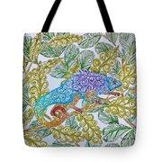 Chameleon Tote Bag