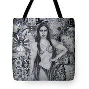 Chamorro Chronology Tote Bag