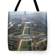 Champ De Mars Tote Bag