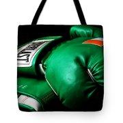 Champ Tote Bag by John Rizzuto