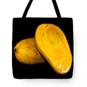 Champagne Ataulfo Mango Closeup Isolated  Tote Bag