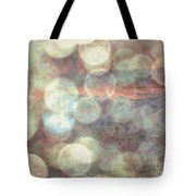 Champagne Bubbles And Sunset Tote Bag