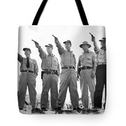 Champion Police Shooters Tote Bag