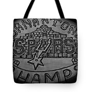 Champs Tote Bag