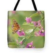 Chance Encounter Tote Bag