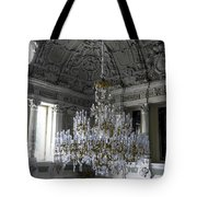 Chandelier - Yusupov Palace - Russia Tote Bag
