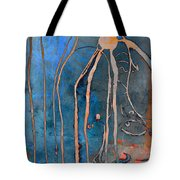 Chandeliers And Gutters  Tote Bag