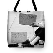 Change In Our Pockets Tote Bag
