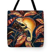 Changing Colors Tote Bag