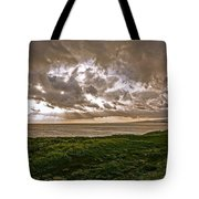 Changing Sky Tote Bag