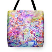Changing The Atmosphere Tote Bag