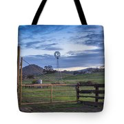 Changing With The Wind Tote Bag