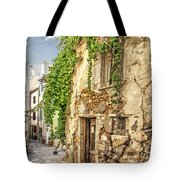 Chania Old Street Tote Bag