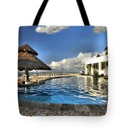 Chankanaab National Park Pool Tote Bag