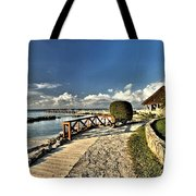 Chankanaab Walkway Tote Bag