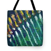 Chanukiah In The Dark Tote Bag