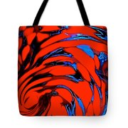 Chaos Flow Tote Bag