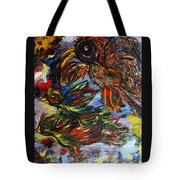 Chaos In Flight Tote Bag