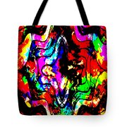 Chaos In My Mind Tote Bag