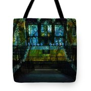 Chaos Tote Bag by Tina Baxter