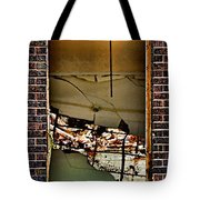 Chaotic Classroom Tote Bag
