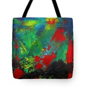 Chaotic Hope Tote Bag