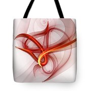 Chaotic Together Tote Bag