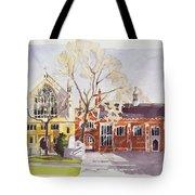 Chapel And Hall  Lincoln's Inn Tote Bag