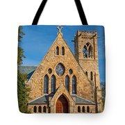 Chapel At Uva Tote Bag
