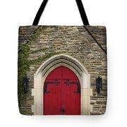 Chapel - D003211 Tote Bag by Daniel Dempster
