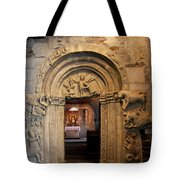Chapel Entrance Tote Bag