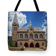 Chapel Hall Tote Bag