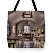 Chapel In Wales Tote Bag