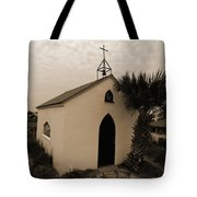 Chapel Mood Tote Bag