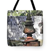 Chapel Of Ease St Helena Island Tote Bag