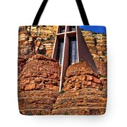 Chapel Of The Holy Cross  Sedona Arizona Tote Bag