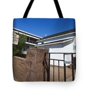Chapel Of The Immaculate Conception Old Town San Diego Tote Bag