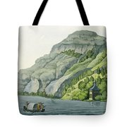 Chapel Of William Tell, From Customs Tote Bag