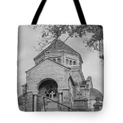 Chapel On The Hill   Tote Bag
