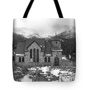 Chapel On The Rock - 5 Tote Bag