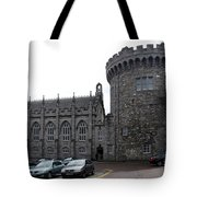 Chapel Royal And Record Tower - Dublin Castle Tote Bag