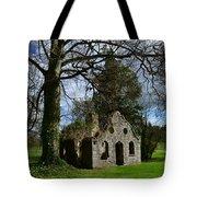 Chapel Ruins Tote Bag