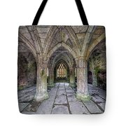 Chapter House Interior Tote Bag