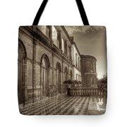 Chapultepec Castle Tote Bag