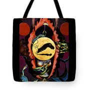 Characith - The Chariot Tote Bag