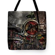 Characteristics Of New Orleans V5 Tote Bag