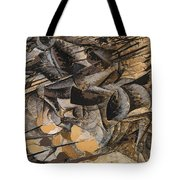 Charge Lancers Tote Bag