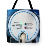 Charging Station For Electric Hybrid Car Tote Bag